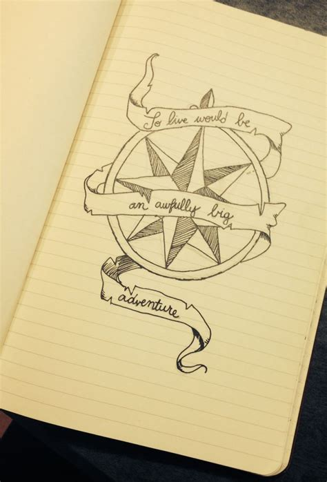 peter pan quote by aubrey coleman my tattoo ideas