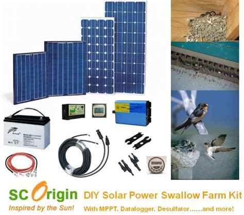 do it yourself solar kits for home farming agriculture supply shop malaysia solar power diy kit swiflet farm remote