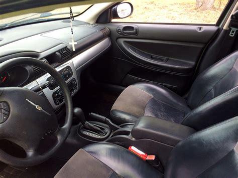 2006 Chrysler Sebring Interior by 2006 Chrysler Sebring Pictures Cargurus