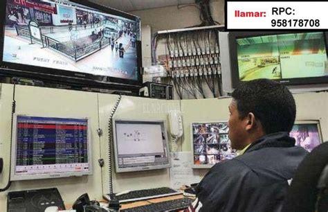 empresa de camaras de seguridad camaras de video vigilancia lima