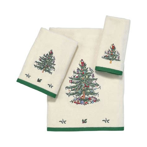 christmas towels bathroom christmas towels buy christmas bath kitchen hand