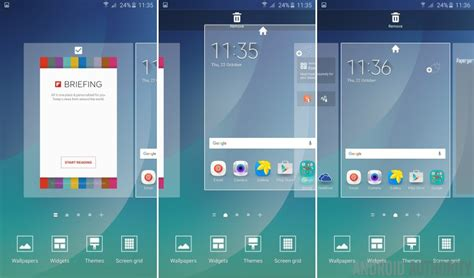 Touchwiz Easy Home App by Touchwiz Tips And Tricks For The Note 5 And Galaxy S6