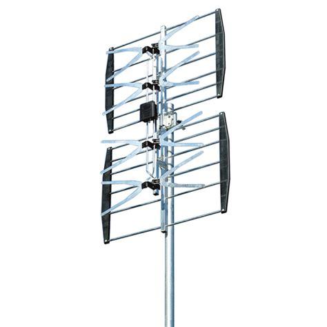 uhf phased array tv antenna jaycar electronics  zealand