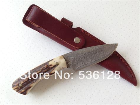 deer horn handle knives deer antler knife handle for sale images