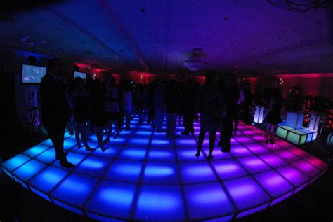 Light Up Floor by Light Up Floor Rentals Ct Westchester Ny Boston Ma