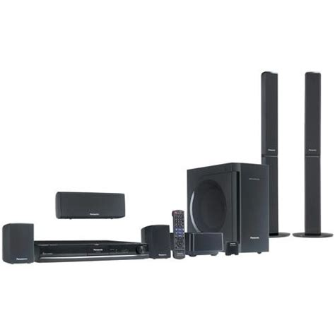 panasonic sc pt770 home theater system sc pt770 b h photo