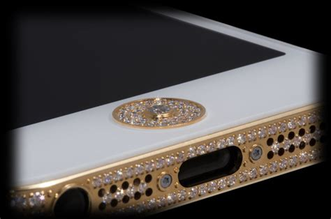 Icover Of Pearl 03 Iphone 5 Gold Berkualitas million dollar gold iphone from the alchemist