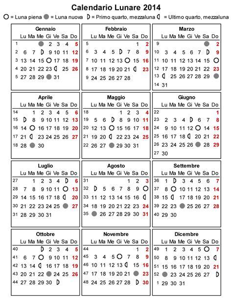 Calendario De Parto 2012 Calendario Lunare 2014 La Gravidanza