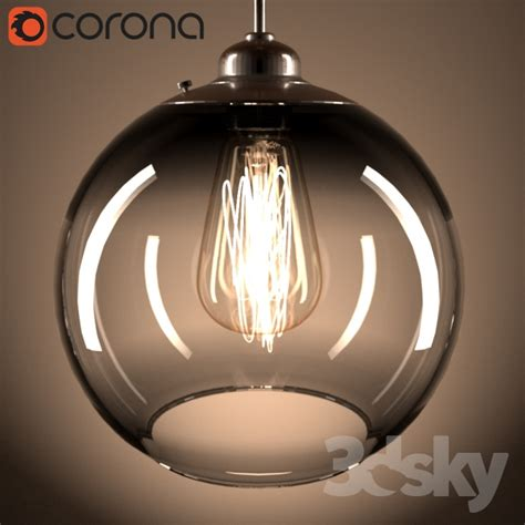 edison pendant light fixture 3d models ceiling light edison bulb pendant light fixture