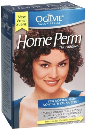 home perm treatment for men ogilvie home perm the original normal hair with extra body