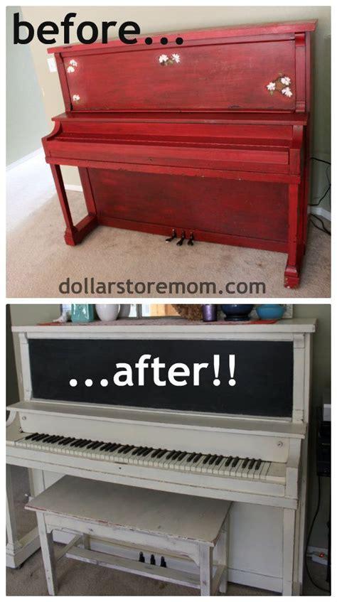 chalk paint på tyg de 25 bedste id 233 er inden for painted pianos p 229