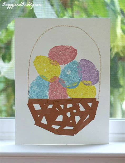easy easter craft painting eggs 27 easter crafts for onecreativemommy