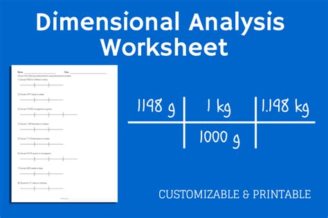 Unit Conversions And Factor Label Method Worksheet Answers by Factor Label Method Worksheet Abitlikethis