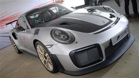 porsche 911 gt2 rs is the most powerful 911