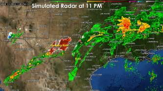 Live Doppler Radar Tx 7 Pm Weather Update Chasers