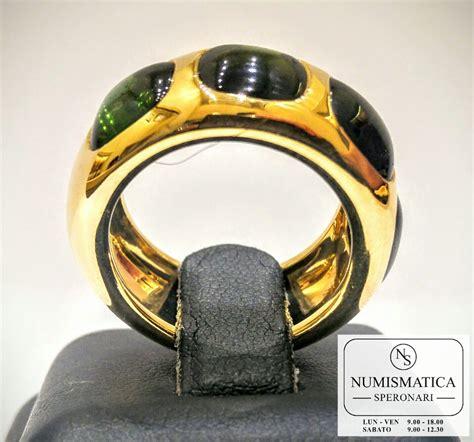 pomellato usato anello pomellato usato numismatica speronari via speronari