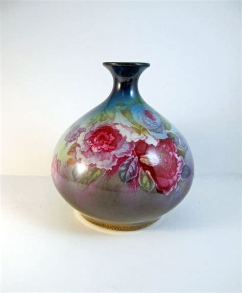 Hand Painted Nippon Vase 17 Best Images About Everything S Comin Up Roses On