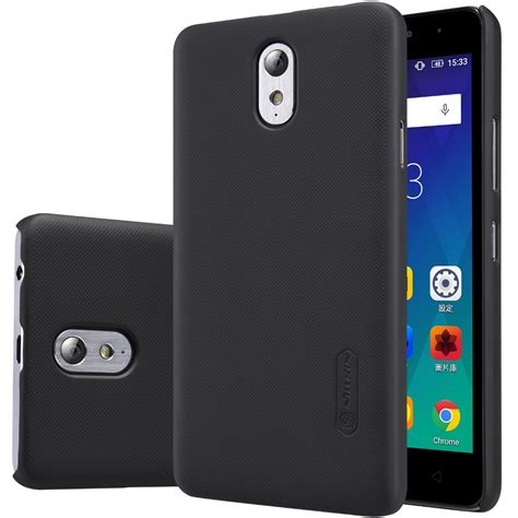 lenovo vibe p1m 5 inch phone cover nillkin frosted shield back cover with free