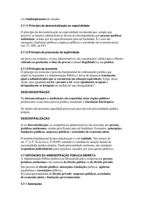 Resumo de Direito administrativo do livro de Alexandre Mazza