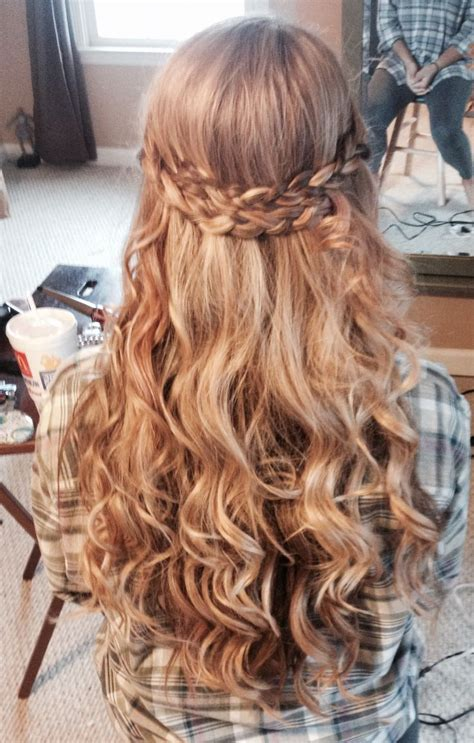 6 really long hairstyles pretty designs 23 best prom hiar images on pinterest hairstyles
