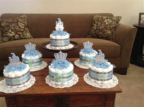 how to make a cake centerpiece for baby shower prince baby shower cakes centerpieces other