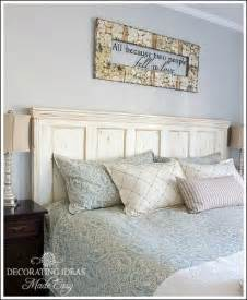 Do It Yourself Headboard Ideas by Do It Yourself Creative Headboards Ideas Using Shutters