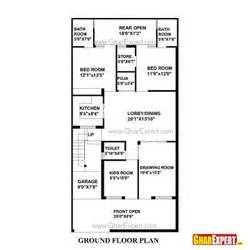 architectural plans naksha commercial and residential 200 sq yard house map places to visit pinterest