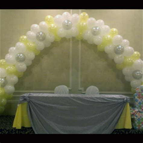 Visual Fantasies Balloons   We design balloon decorations