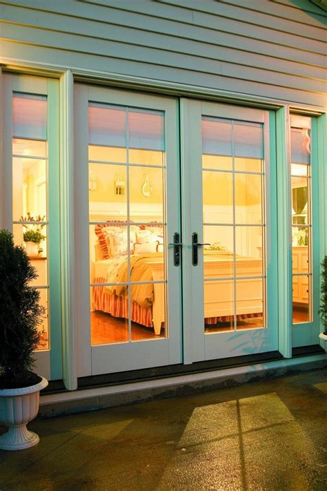 Pella Designer Series Patio Door Pella Designer Series Patio Door Windows Doors Pinterest