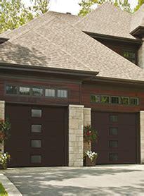 modern contemporary garage doors central harmony window