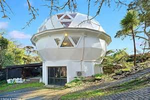 Dome Shaped House by Paremoremo Auckland Dome Home In Is Now Up For Sale