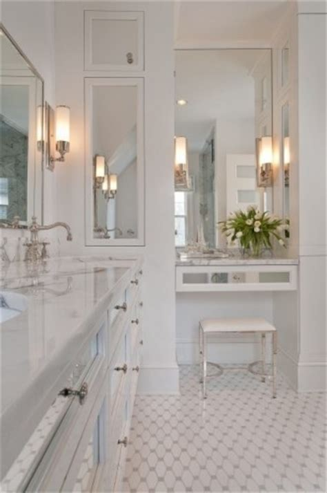 White Bathroom by Style Bright White Bathrooms