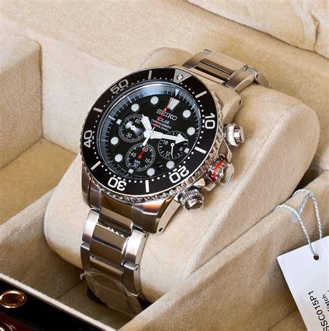 Seiko Diver Prospex Sea Solar Ssc618p1 seiko ssc015p1 solar chronograph diver