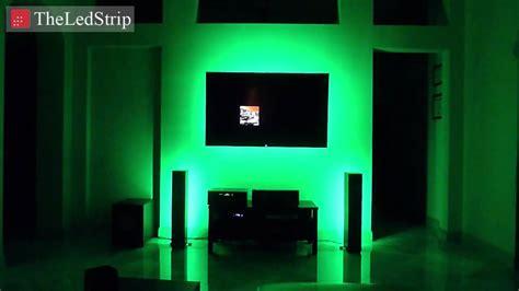 Led Strip Light Behind Tv Speakers And Under Cabinets Led Light Strips For Tv