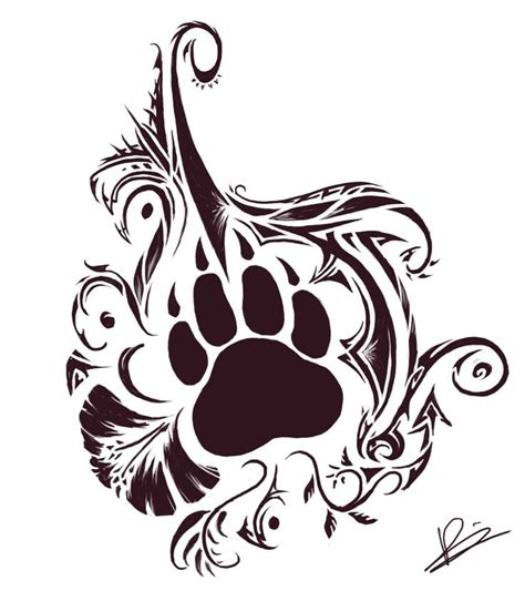 getting a tribal tattoo tribal cat planning on getting this tattooed on