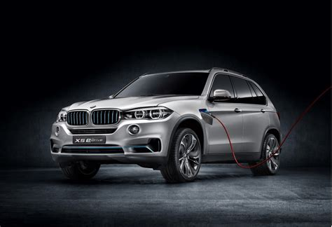 hybrid cars bmw bmw concept x5 edrive tries to put the sav on the plug in