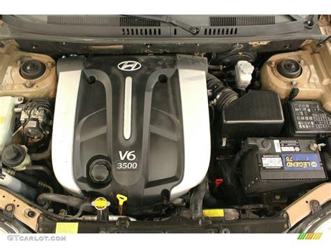 hayes car manuals 2003 hyundai santa fe engine control 2003 hyundai santa fe gls 4wd 3 5 liter dohc 24 valve v6 engine photo 65668378 gtcarlot com