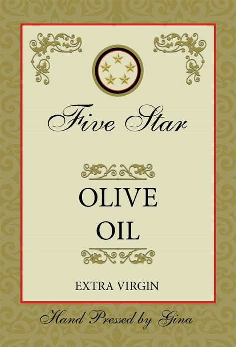 custom labeled olive oil bottles personalized labels 17 best images about food labels on pinterest peach jam