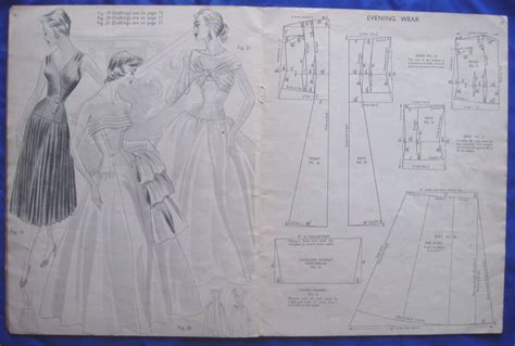 vintage pattern cutting books 47 best haslam system of dresscutting images on pinterest