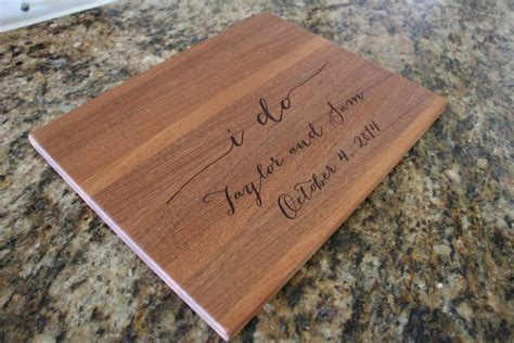 wedding gift cutting board engraved cutting boards laptoptablets us