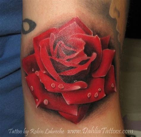 red roses tattoos sleeve design tats