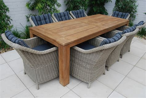 patio furniture teak wood how to care teak patio furniture the clayton design