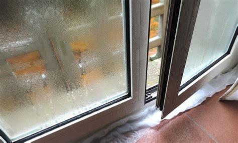 condensa vetri casa perch 233 i vetri di casa si appannano e come evitare la condensa