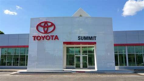 Summit Toyota Of Akron Summit Toyota Of Akron Akron Oh 44320 Car Dealership
