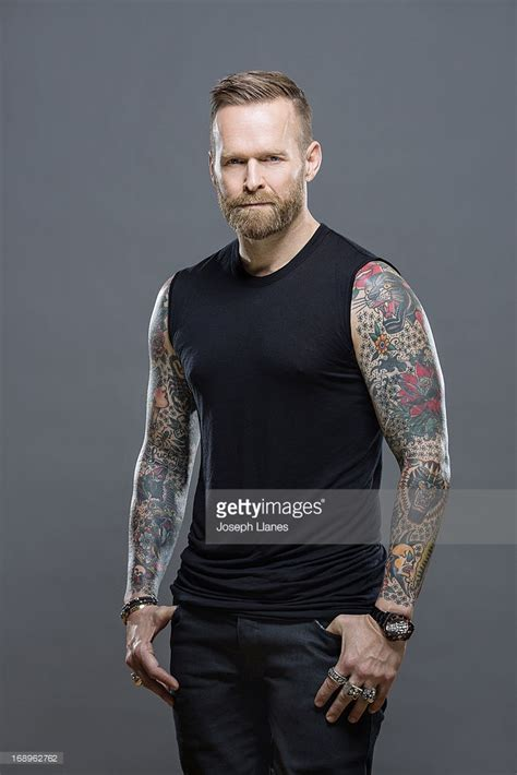 bob harper tattoos bob inked may 11 2013 getty images