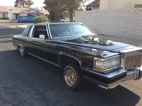 cadillac fleetwood 85 purchase used 85 cadillac fleetwood brougham lowrider in