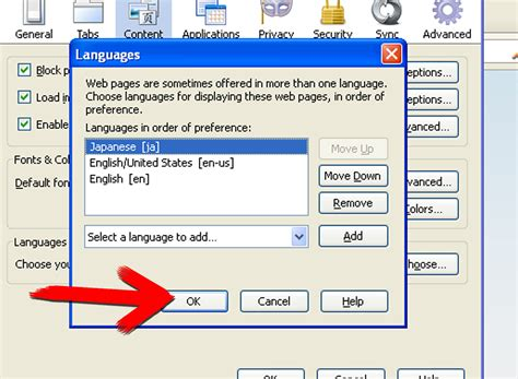 language vi how to change the language of pages in versions