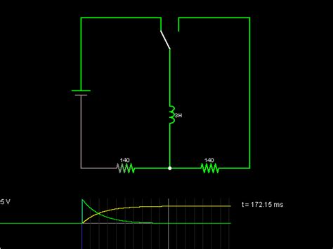 inductor circuit inductor circuit simulator