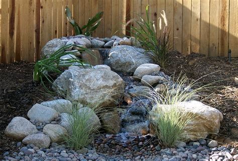 Backyard Water Features Ideas by Small Backyard Water Feature Ideas Marceladick