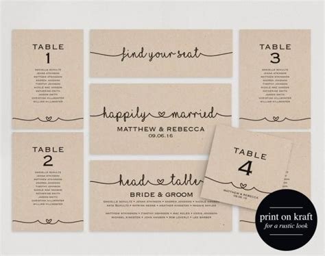 seating chart cards template free wedding seating chart seating plan template diy